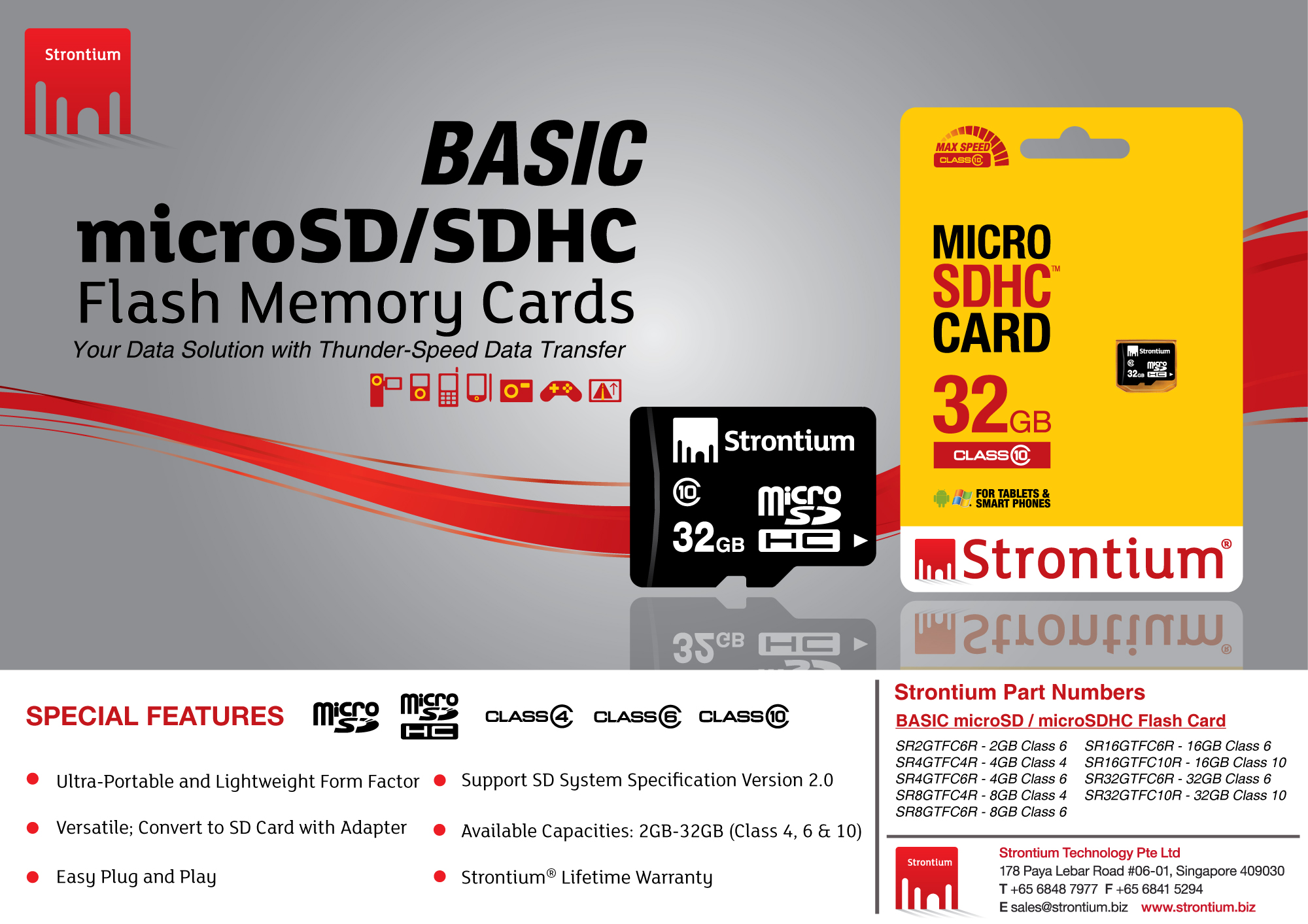 Mobile Memory Cards | Performance Mobile Memory Cards
