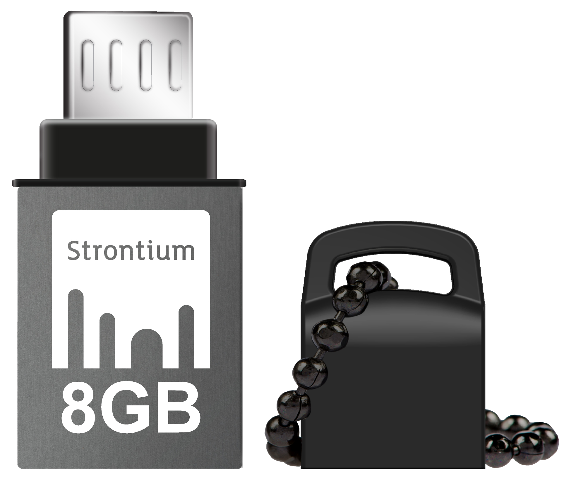 how to use strontium otg card reader